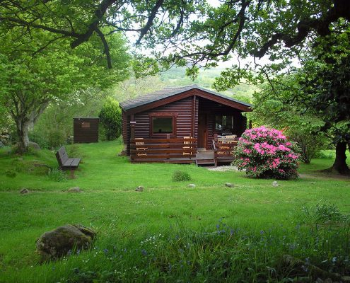 holiday rental lodge Scotland